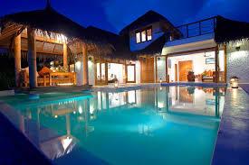 Swimming pool lighting design Shaped Island Swimming Pool Lighting Design Designtrends 34 Stunning Swimming Pool Lighting Designs Home Designs Design