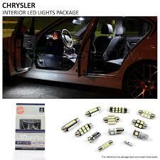 Chrysler 300c Interior Lights 2011 2015 Chrysler 300 Led Interior Lights Package