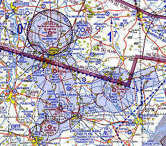 Caa England South Chart Details About Southern England And Wales 1 500 000 Vfr Chart Latest Edition 45