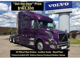 2018 volvo 730.  730 2018 volvo vnl64t780 conventional  sleeper truck canton oh 121191630  commercialtrucktradercom and volvo 730