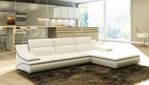 Eck Couch Ledersofa A1160c Sofa Design Garnitur Ledersofa