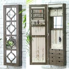 over the door jewelry over the door mirror jewelry organizer over the door hanging mirror here