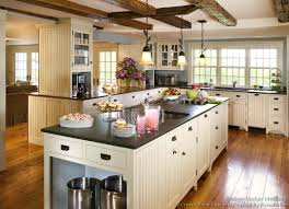 white country kitchen cabinets.  Kitchen Country Kitchen Design With White Cabinets A