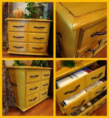mustard yellow furniture. Distressed Mustard With A Side Of Mocha Glaze. Yellow FurnitureDistressed Furniture L