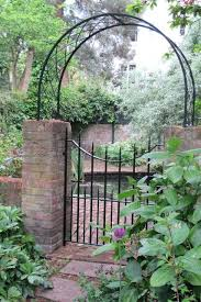 garden arch with gate gate with arch vale 2 garden gate arch wall mirror garden arch with gate