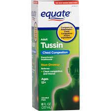 Equate Tussin Generic Guaifenesin Prescriptiongiant