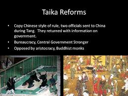 taika reforms definition. 3 taika reforms definition i
