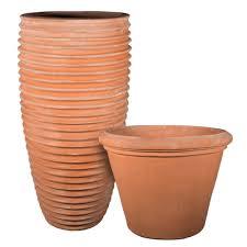 terracotta pots for italian