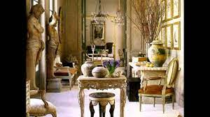 Tuscan Home Interior Design Classic Elegant Stylish Decoration Youtube