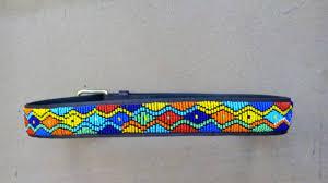 african beaded leather belts masai beaded leather belts beaded belts for women