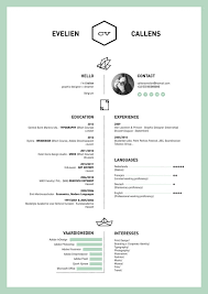 designs for resumes 27 beautiful résumé designs you ll want to steal