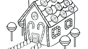blank gingerbread house coloring pages. Modren House Gingerbread House Coloring Page Free Pages  And Blank Gingerbread House Coloring Pages I