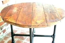 reclaimed wood round dining table round reclaimed wood dining tables long wood dining table rustic wood