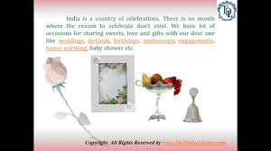 indian gifts portal in india