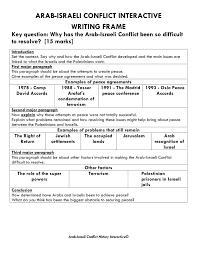 gcse history arab i conflict image 8