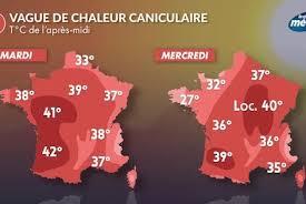 """Résultat de recherche d'images pour """"canicule juillet 2019"""""""