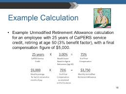 Calpers Retirement Chart 3 At 50 State Safety 50 Destination Retirement Learn About