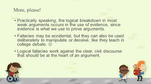 logical fallacies all of these children are wrong ppt 3 more
