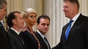 Klaus Iohannis a ales! Florin Cîțu este favoritul președintelui la șefia PNL - ROPRES.RO