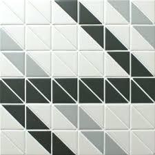 geometric wall tiles chino hill ribbon 2 triangle mosaic geometric wall tiles geometric pattern bathroom tiles