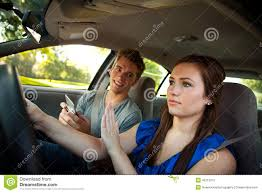 Phone Friend Stock With - Of 45215210 Driver Smart Cheerful Image Photo Ignores Driving