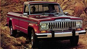 Jeep Pickup Truck Appreciation