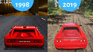 What is the general opinion of the hotwheels (not elite) version versus the ut offering? The Evolution Of The Ferrari F355 On The Example Of 14 Video Games