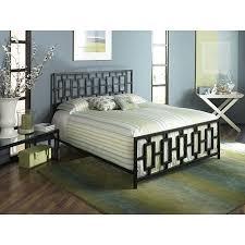 King Metal Bed Frame with Modern Square Tubing Headboard & Footboard |  Furniture | Pinterest | King metal bed frame, Metal beds and Bed frames