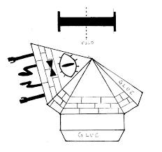 Re Upload Bill Cipher Papercraft Pattern By Legendarymudkip