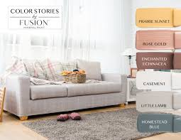 fusion mineral paint color story