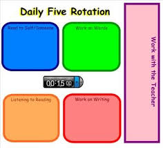 Daily 5 Rotation Chart Read To Someone Daily 5 Free Download Best Read To Someone