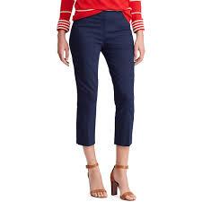 Womens Chaps Slim Capri Pants In 2019 Capri Pants Pants