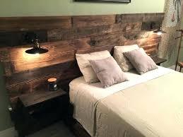 backboard bed modern timber headboards wooden headboard interior bedroom wood backboard bed padded full size white