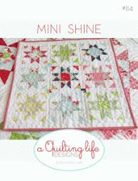 Mini Quilt Patterns Gorgeous Mini Charm Pack Pattern