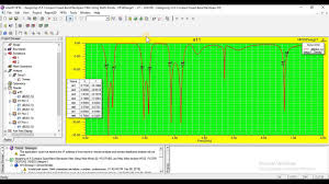 Hfss Filter Design Quad Band Bandpass Filter Design Results S11 S21 In Hfss