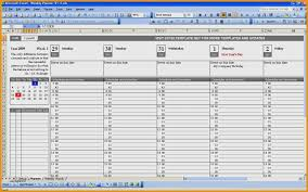 excel templates scheduling lovely excel scheduling template weeklyplanner website