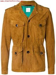 fashion classic 64 paul smith patch pocket jacket mens leather jackets ptpc535ra4664