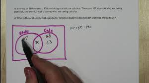 Mutually Inclusive Venn Diagram Venn Diagrams Conditional Probability Mutually Exclusive Youtube