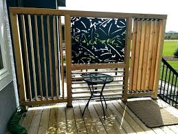 deck privacy screen ideas outdoor privacy wall ideas backyard dividers large size of patio outdoor outdoor