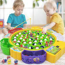 Top 7 bộ đồ chơi câu cá dưới nước cho bé bán chạy nhất 2021