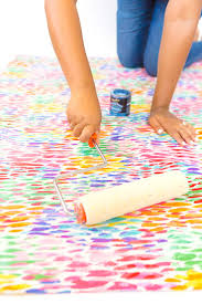Fabric Rug Making Best 20 Fabric Rug Ideas On Pinterest Homemade Rugs Rag Rug