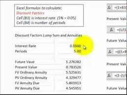 Excel Cash Flow Diagram Discounted Cash Flows Excel Formulas And Cash Flow Diagrams Dcf For