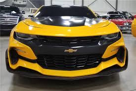 You are currently viewing chevrolet.com (united states). Transformers Bumblebee Camaros Are The Real Deal Carbuzz