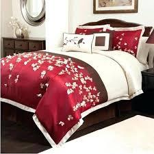 cherry blossom comforter set cherry blossom comforter red bedding set bed bath and beyond cherry blossom