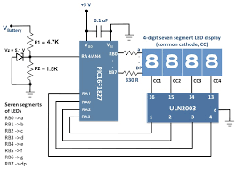 voltage monitor for car s battery and its charging system circuit diagram