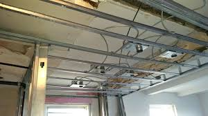 how to install recessed lighting in drop ceiling ingenious recessed lighting drop ceiling in basement installation