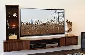 Furniture. Floating Media Cabinet ...