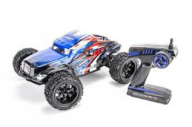 Р/у монстр-трак <b>HSP</b> 1/10 EP 4WD Monster Sand Rail (WaterProof)