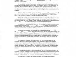 Consulting Agreement Sample In Word Mesmerizing Consulting Agreement In Pdf Simple Resume Examples For Jobs