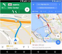 usa google maps sin conexión como gps  neoteo